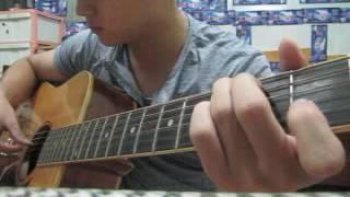 Thà rằng như thế - Guitar cover