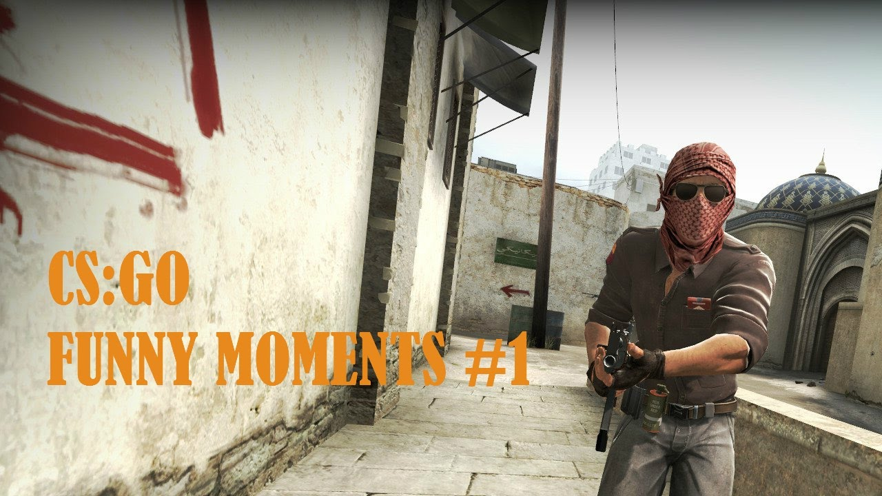 CS:GO Funny Moments #1 - YouTube