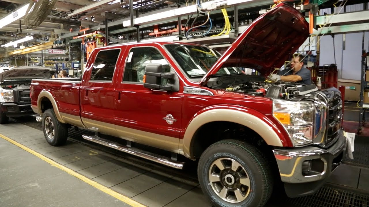 2015 Ford F 350 Super Duty Engine Factory