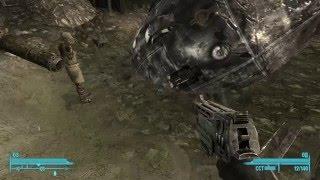 fallout 3 как получить перк реген. от радиации в самом начале игры
