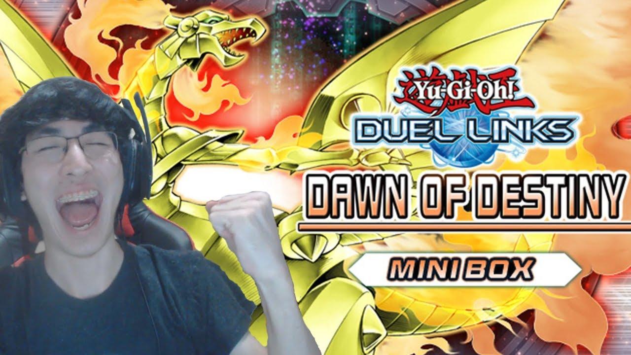 how to get destiny draw duel links