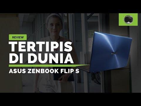ASUS ZenBook Flip S Review Indonesia