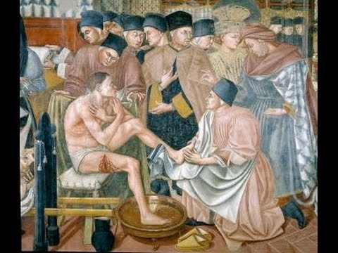 An incredibly brief history of medicine