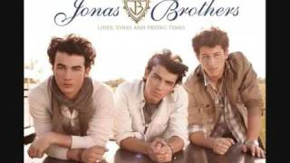 JONAS BROTHERS_Paranoid FULL SONG - HIGH QUALITY