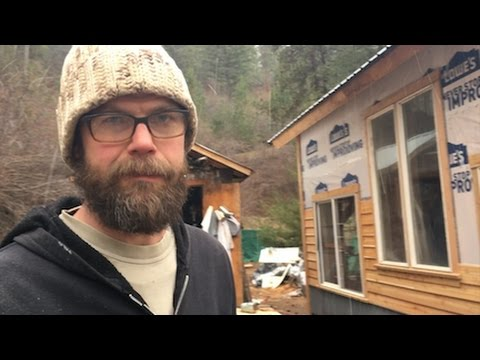 Download Youtube: Mountain Dream Home Gets Cedar Siding