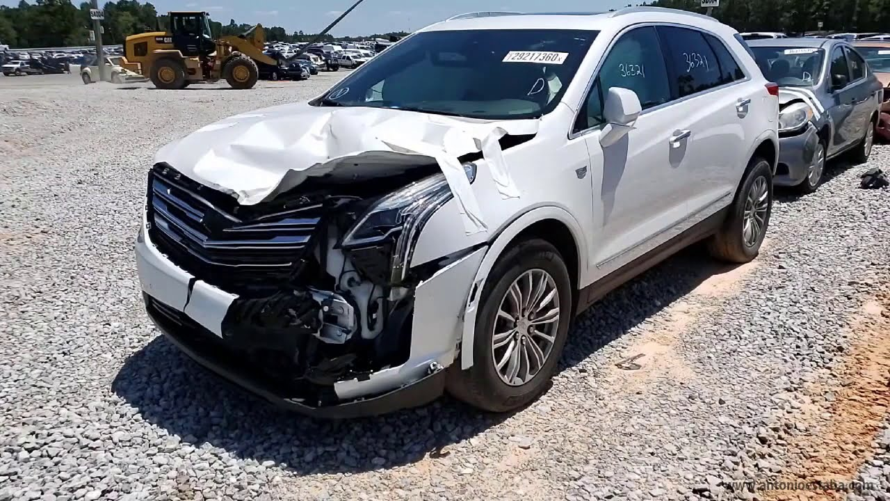 Advertencia antes de comprar un Auto Salvage Copart IAA