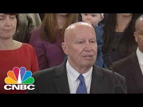 Rep. Kevin Brady On Tax Reform Bill: If You Earn Money, You Deserve To Keep It | CNBC
