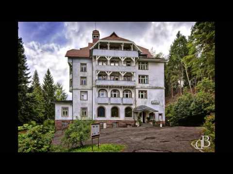 Schlosshotel Waldlust Freudenstadt - Urbex - Lost Place - September 2016