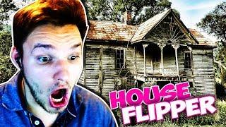 MEIN EIGENES HAUS GEKAUFT UND ES IST VERDAMMT HÄSSLICH !!!   House Flipper