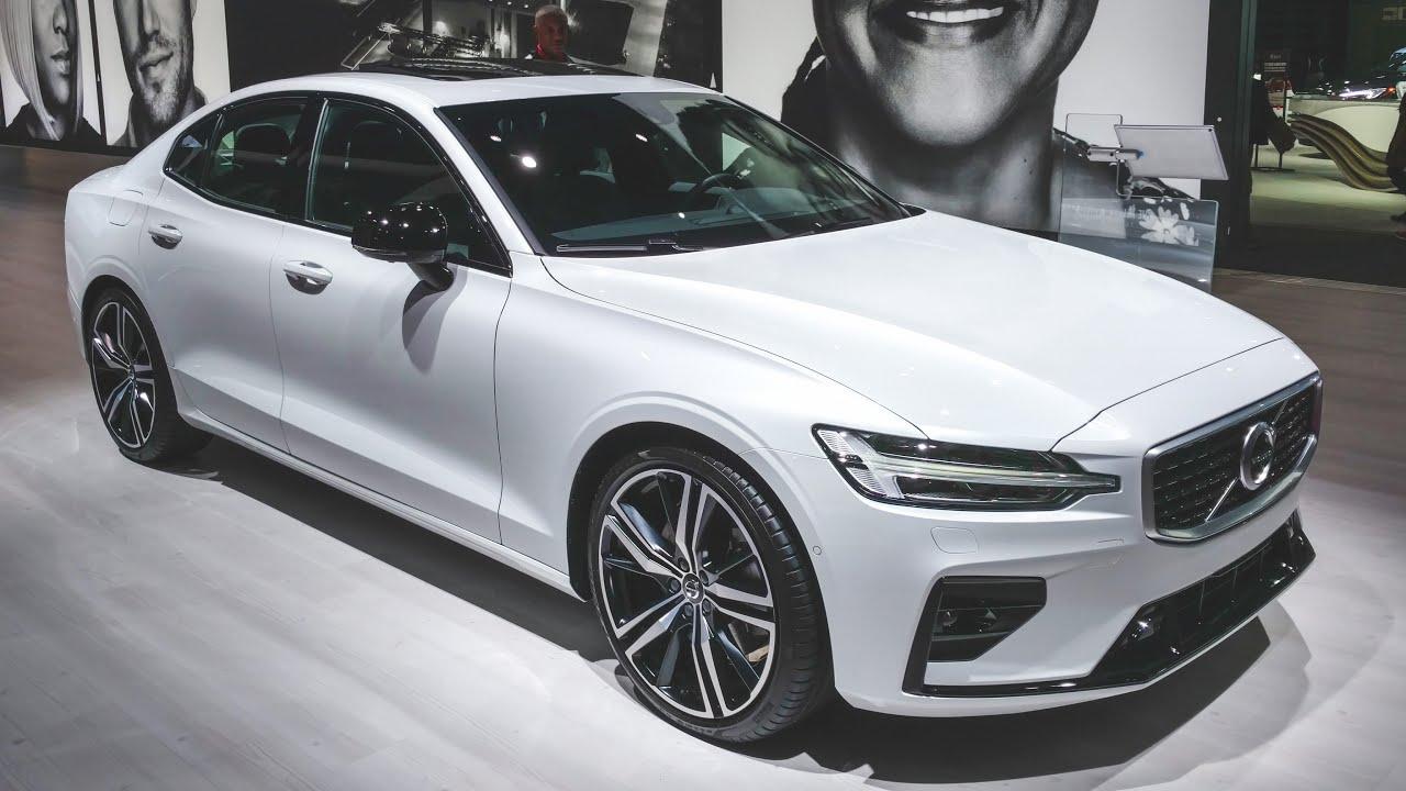 2019 Volvo S60 T6 R-Design