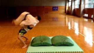 プロレス技「フィッシャーマンスープレックス」