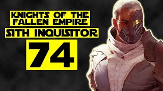 The Old Republic - Part 74 (Inquisitor - Knights of the Fallen Empire)