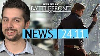 Han-Solo-Blaster zerstört Balance in Battlefront - Killing Floor 2 bekommt Microtransactions - News
