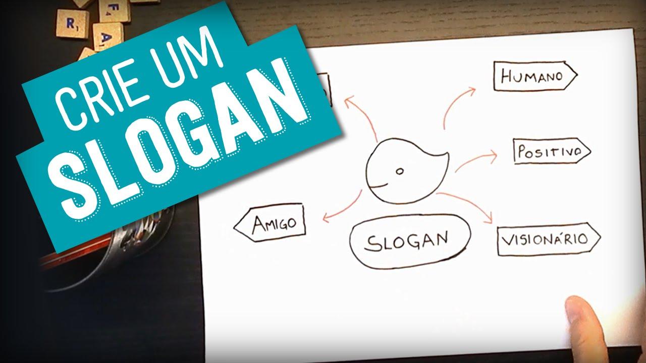 Como Criar Um Slogan Inesquecível Youtube