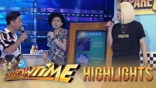 Vhong and Jhong make fun of Vice | It's Showtime