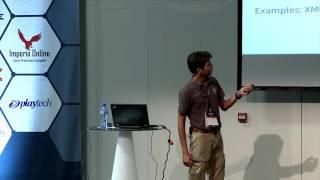 Kaloyan Raev - Creating Web APIs with Apigility