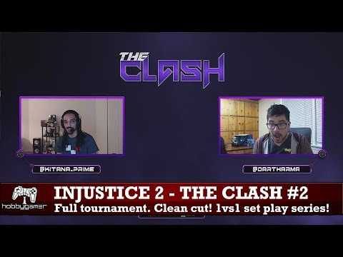 Injustice 2: The Clash #2. (Nivek, Happypow, Coach Steve + more)