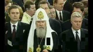 В.Путин.Вступления в должность Президента России.Part 1