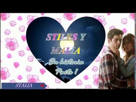 Stiles Y Malia (STALIA) Su Historia Parte 1: Teen Wolf   YouTube