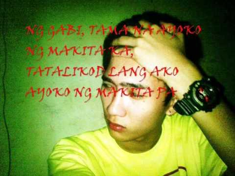 Pag Ayaw Mo Na - YELSHAWN