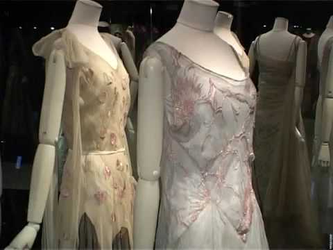 Madeleine Vionnet Exhibition At The Museum Of Decorative Arts In