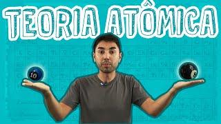 Química - Teoria Atômica - Modelos Atômicos