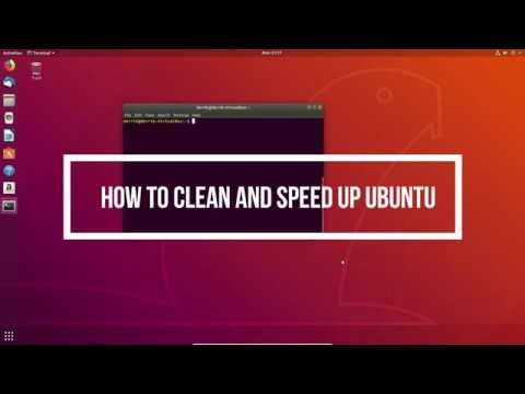 How To Clean And Speed Up Ubuntu