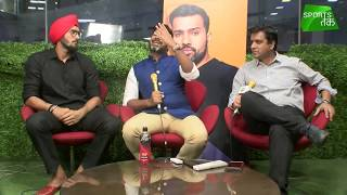 Live : 2nd T20 : लखनऊ में रोहित ने जड़ा शतक, वेस्टइंडीज़ को 196 का लक्ष्य | Sports Tak