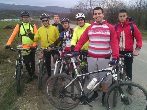 GoPro HD: Niska Banja 3 ''MTB Family   Leskovac''