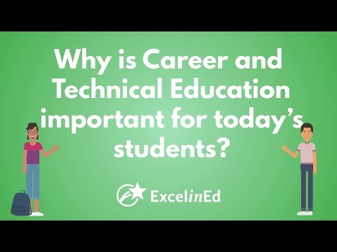 Why is Career and Technical Education important for today's students?