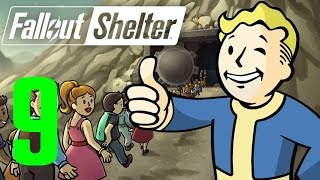 FALLOUT SHELTER #9 : Can we please go 2 minutes without a fire?