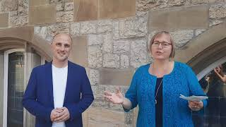 Grußwort zur Kommunalwahl 2020 - BIE Queer e.V. + Kerstin Haarmann - Bündnis 90 die Grünen