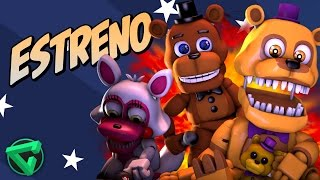 FNAF WORLD ¡SUPER ESTRENO! #1 - Five Nights at Freddy's World | iTownGamePlay
