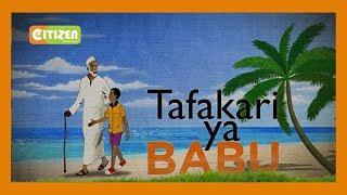 | TAFAKARI YA BABU | Binadamu na Mnyama
