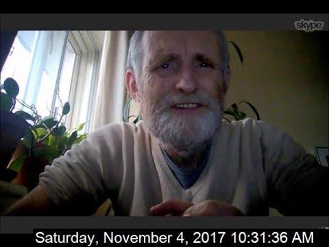 2017-11-04 Sri Ramana Center, Houston: discussion with Michael James on Uḷḷadu Nāṟpadu verse 10