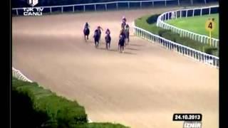 İzmir Hipodromu (58. Yarış Günü) 3. Koşusu