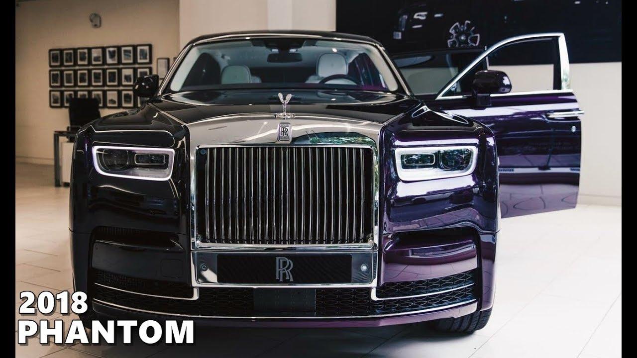 61fc495e69b0 2018 Rolls-Royce Phantom Live Detail Shots - YouTube