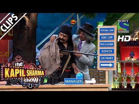 Dacoity in Kapil's Piggy Bank- The Kapil Sharma Show- Episode 30- 31st July 2016