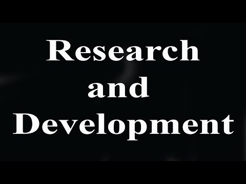 Research And Development in Business Function