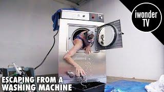 Escape Artist The Washing Machine Man