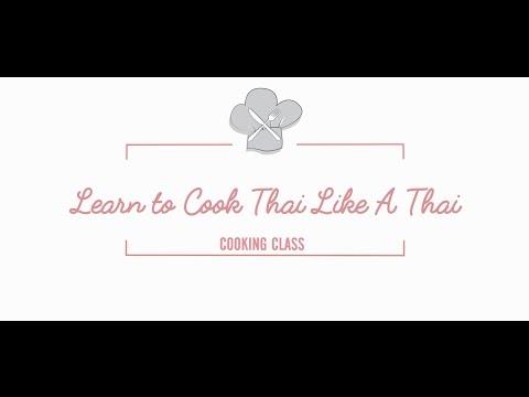 Woman Traveller : Cooking Class