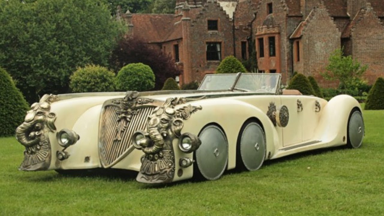 Most Expensive Cars >> Rarest And Most Expensive Cars In The World