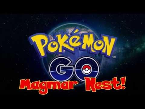 Magmar Nest - Mount Prospect, IL - Pokemon GO Nest