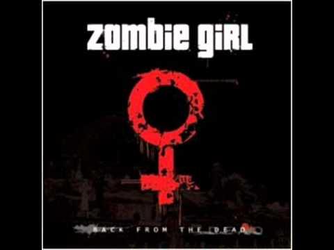 Zombie girl creepy crawler