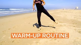 The 10 Minute Dynamic Warm Up for Running