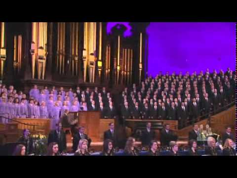 Fill the World with Love   Mormon Tabernacle Choir