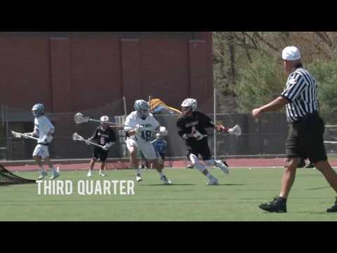 Clayton Burt Senior Lacrosse Highlights (Syracuse Commit)