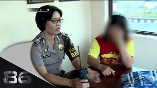 86 Patroli Tempat Perbelanjaan di Salatiga - Bripka Sumini