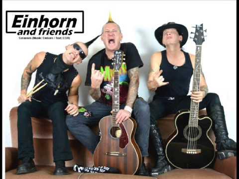 Einhorn and Friends   Gelassen