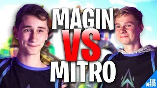 Atlantis Magin 1 VS 1 Atlantis Mitro | Best Builders